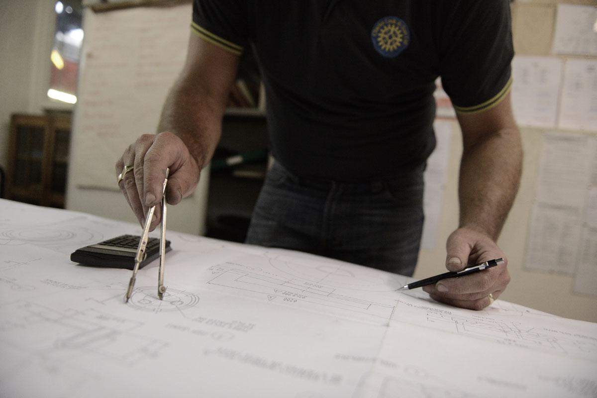 Gear design development
