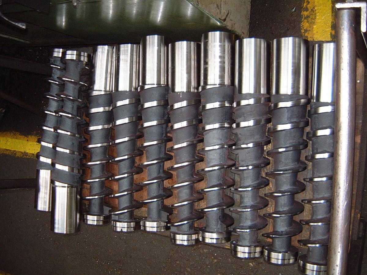 Drill gear