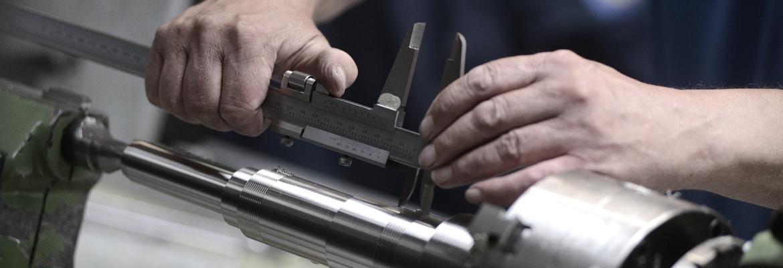 Manufacturing measuring process