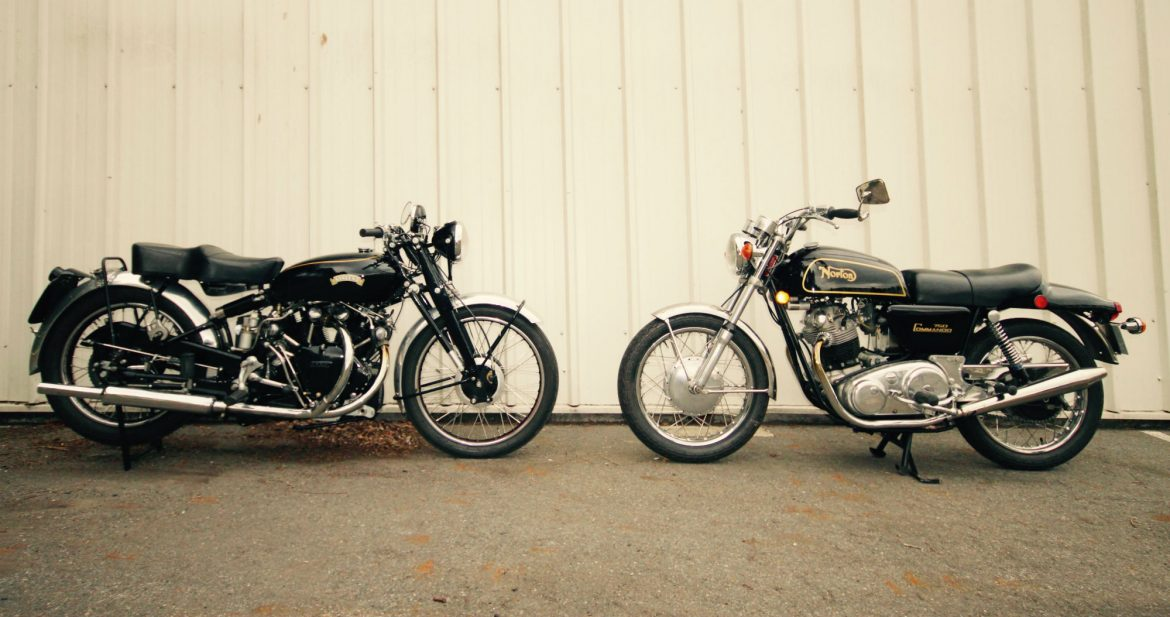 Transforming Classic British Motorcycles