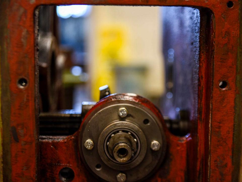 Gear refurbishment image 04 - after