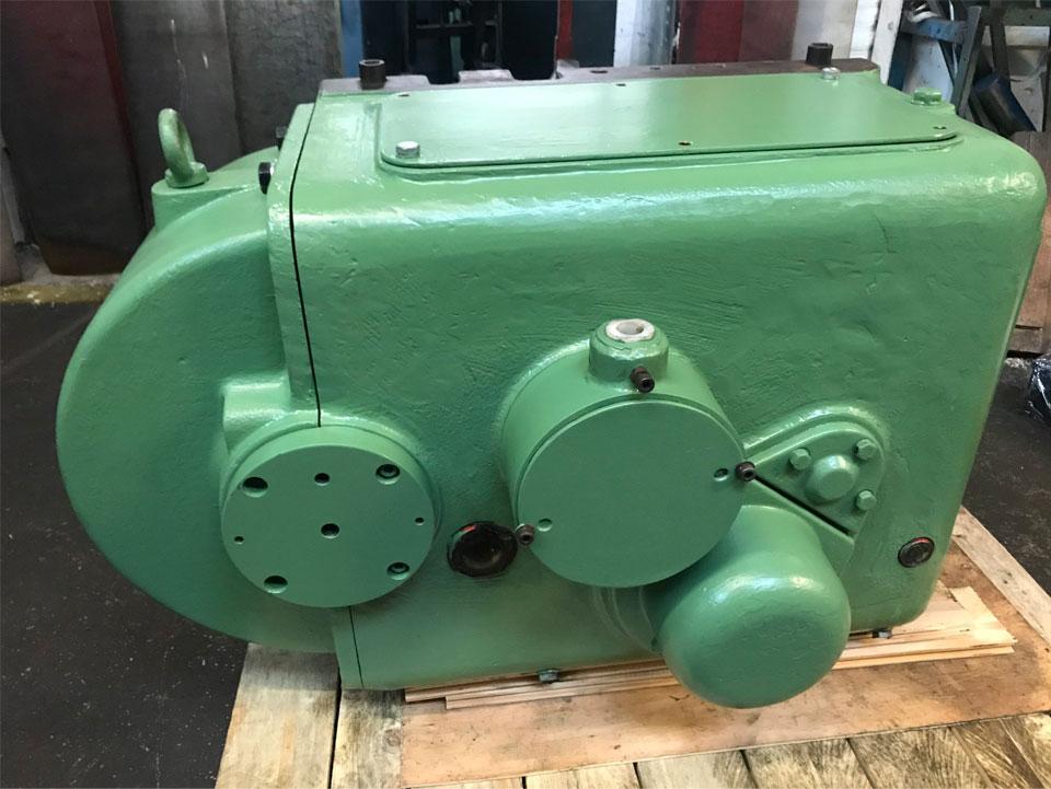 Gearbox refurbishment